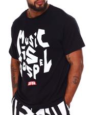 AKOO - Music Is Gospel T-Shirt (B&T)-2685169