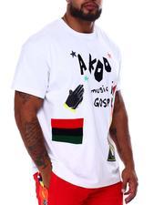 AKOO - Fye Knit T-Shirt (B&T)-2685203