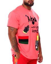AKOO - Fye Knit T-Shirt (B&T)-2685207