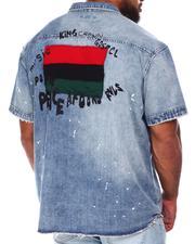 Button-downs - Rosewood Woven Shirt (B&T)-2685223