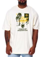 LRG - Power Of Imagination T-Shirt (B&T)-2686053
