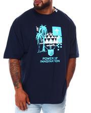LRG - Power Of Imagination T-Shirt (B&T)-2686092