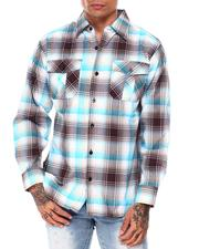Button-downs - Plaid Ls Shirt-2685422