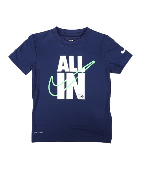 3 Brand-Nike - All In Tee (2T-4T)