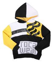 Rocawear - Color Block Pullover Hoodie (8-18)-2685374