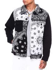 Buyers Picks - Bandana Patch work Jacket-2685587