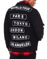 Buyers Picks - World tour denim Jacket-2685676