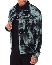 Buyers Picks - Tie Dye Denim Jacket-2685728