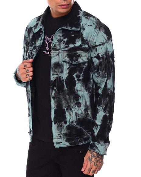 Buyers Picks - Tie Dye Denim Jacket