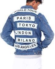 Buyers Picks - World tour denim Jacket-2685734
