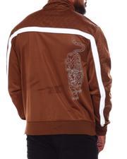 Outerwear - Varsity Pride & Honour Track Jacket (B&T)-2686135