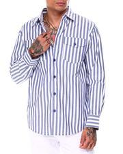 Button-downs - Stripe Buttondown Shirt-2685098