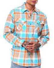 Buyers Picks - Candy Plaid  Ls Shirt-2685113