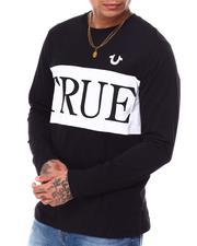 True Religion - LS COLOR BLOCK SHIRT-2684080