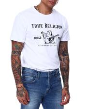 True Religion - METALLIC BUDDHA CREW TEE-2684404