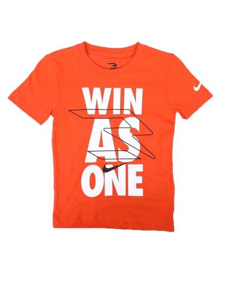 3 Brand-Nike - Win As One Tee (2T-4T)