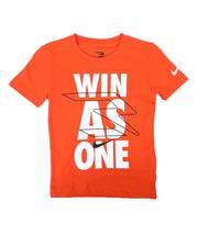 3 Brand-Nike - Win As One Tee (4-7)-2686123
