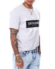 True Religion - SS BUDDHA WITH LOGO Tee-2684066