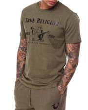 True Religion - METALLIC BUDDHA CREW TEE-2684372