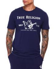 True Religion - METALLIC BUDDHA CREW TEE-2684377