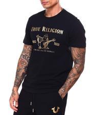 True Religion - METALLIC BUDDHA CREW TEE-2684399