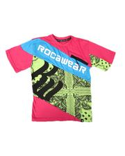 Rocawear - Graphic Tee (8-18)-2686267