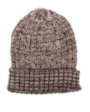 Hats - Marled Cuffed Beanie-2687155