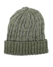 Hats - Marled Cuffed Beanie-2687156