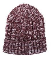 Hats - Marled Cuffed Beanie-2687159