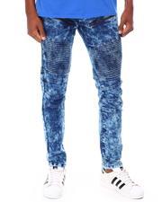 Akademiks - Moto Jean with Zippers-2686619