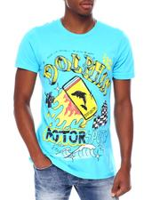 Pink Dolphin - DOLPHIN MOTORS SKETCH TEE-2687265
