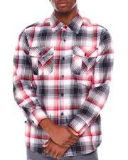 Button-downs - Plaid Ls Shirt-2686344