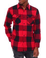 Buyers Picks - Buffalo Plaid Flannel Shirt-2686367