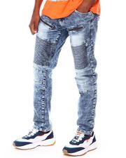 Akademiks - Moto Jean with Zippers-2686600