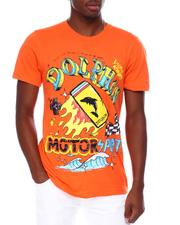 Pink Dolphin - DOLPHIN MOTORS SKETCH TEE-2687270