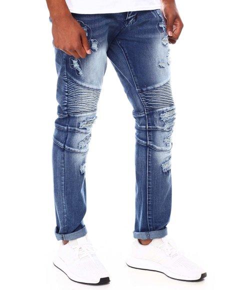 Buyers Picks - Ripped Moto Stretch Jean