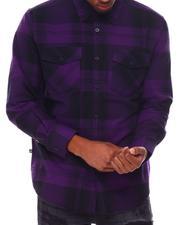 Buyers Picks - Plaid Flannel Shirt-2686372