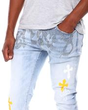 Jeans & Pants - Blessed Chorme Cross Jean-2686820