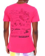 Pink Dolphin - ELEMENTS TEE-2687292