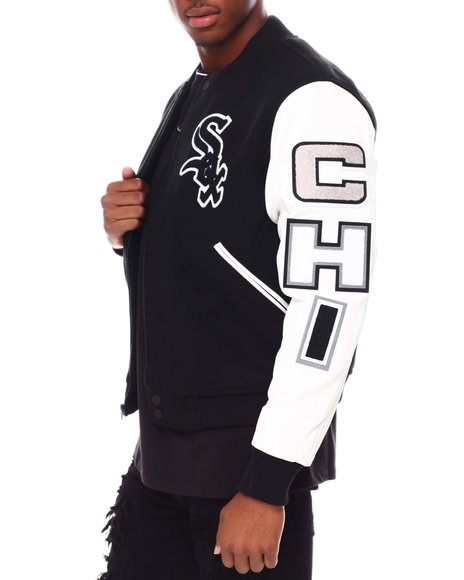 Pro Standard - Chicago White Sox Logo Varsity Jacket