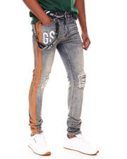 Jeans & Pants - Jean with Chain Detail-2687018