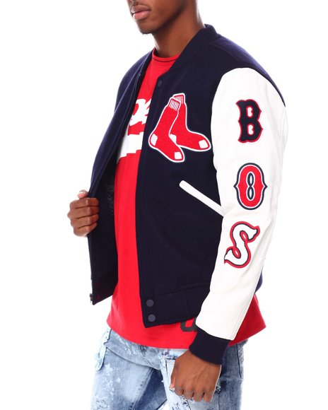Pro Standard - Boston Red Sox Logo Varsity Jacket