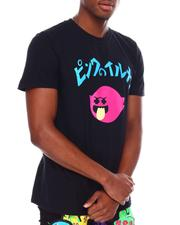 Pink Dolphin - RETRO GHOST TEE-2687259