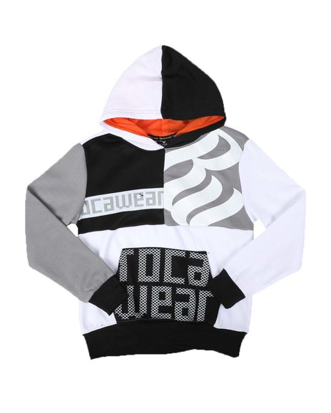 Rocawear - Color Block Pullover Hoodie (8-18)