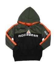 Rocawear - Color Block Pullover Hoodie (8-18)-2687539