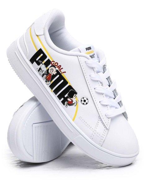 Puma - Puma x Peanuts Serve Pro PS Sneakers (10.5-3)