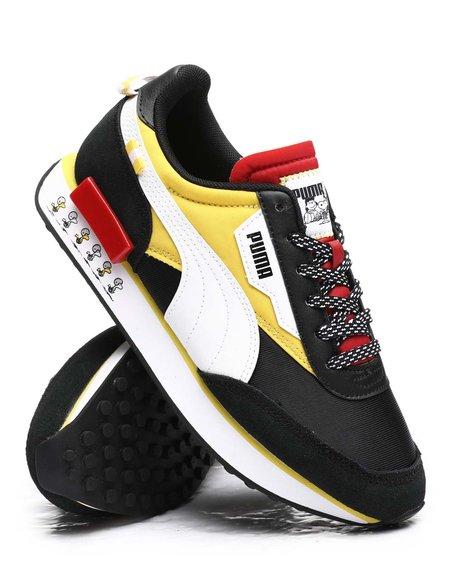 Puma - Puma x Peanuts Future Rider Jr. Sneakers (4-7)