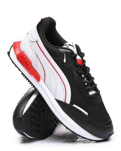 Puma - City Rider AS Jr. Sneakers(4-7)