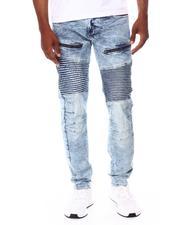 Akademiks - Moto Jean with Zippers-2687949
