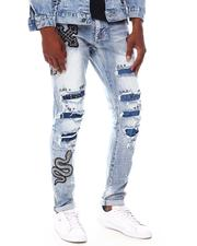 Jeans & Pants - Slim Fit Chrome Cross Jean-2687804